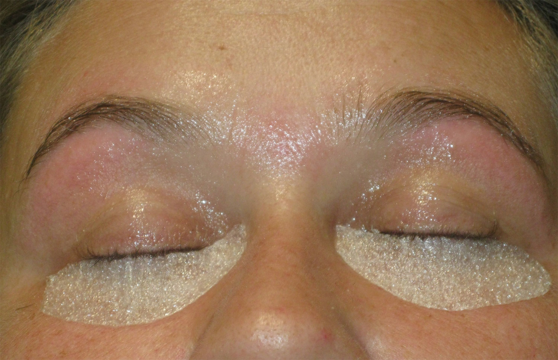 Professionelles Augenbrauen- und Wimpernfärben bei Estaetix2