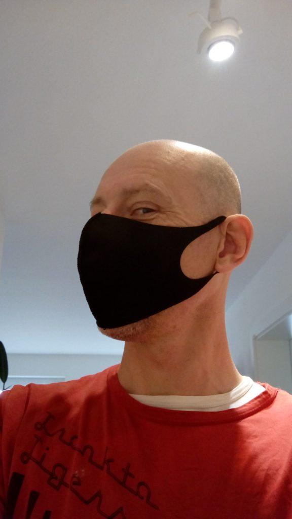 Mund Nase Schutz Heilpraktiker Florian Hoffmann