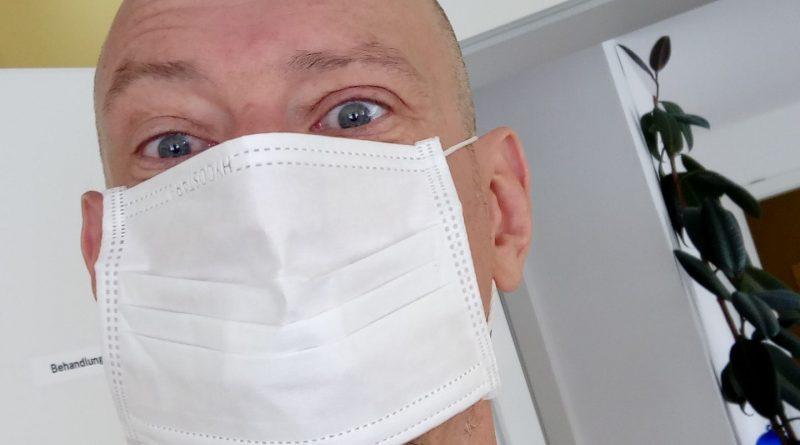 Mund Nase Schutz